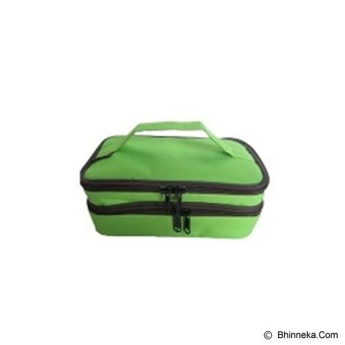 DE'RICH Tas Kosmetik Susun [TKS] - Green - Tas Kosmetik / Make Up Bag